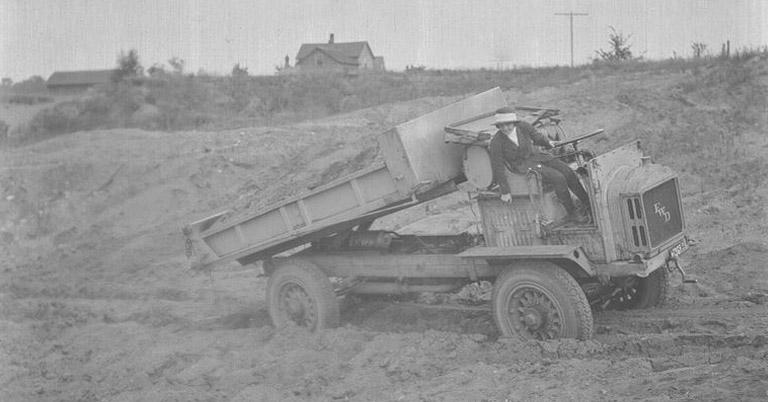Model B Truck