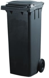 Image of 140Ltr wheelie bin
