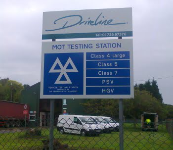 Image of Testing station Class board
