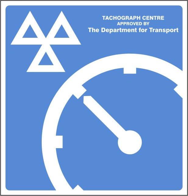 DVSA Tachograph centre logo